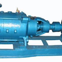 离心泵:D型系列防爆带煤安证卧式多级离心泵