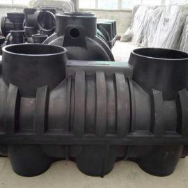 1.5t污水处理专业小型化粪池、家用环保塑料化粪池报价