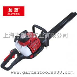 加藤JT6010双刃绿篱机汽油机割草机篱笆修剪机园林机械