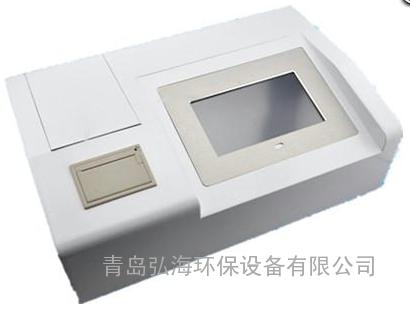 HH-MT68型原SQ-MT68型高端触屏多参数水质分析仪