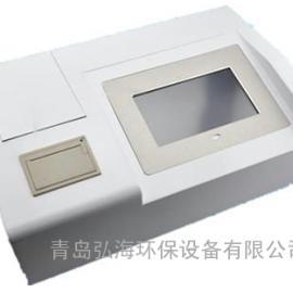 HH-MT68型原SQ-MT68型高端触屏多参数水质剖析仪