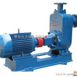 沃德自吸式�o堵塞排污泵 防爆污水泵200ZW280-12