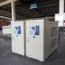 废旧塑料造粒机油加热器_南京星德机械有限公司