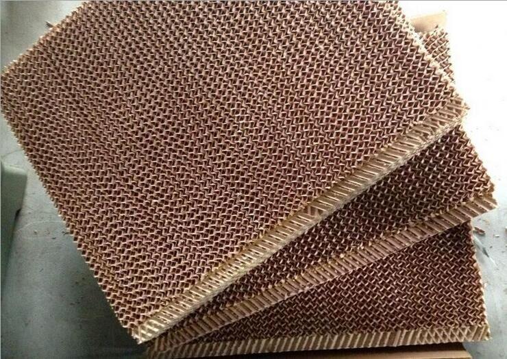 广东水冷空调湿帘纸 加湿净化机里湿帘纸 7090#湿帘纸