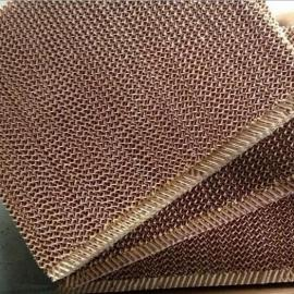 蜂窝湿帘纸 5090 5050 6090 降温蜂窝过滤纸