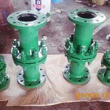 制造蒸汽管道专用绝缘法兰接头国标标准SY/T0516-2008