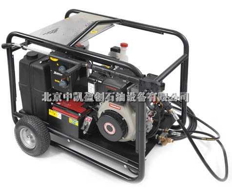 柴油机驱动热水高压清洗机AKSFDX200D