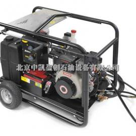 进口柴油机驱动热水高压清洗机AKSFDX200D