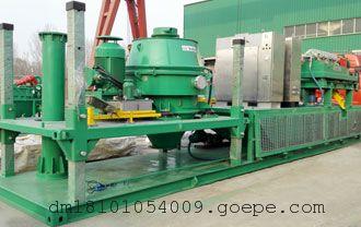 钻井泥浆不落地废浆处理系统