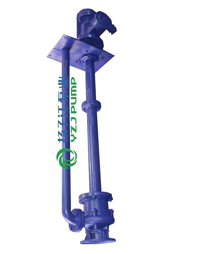 YW型防爆液下式无堵塞排污泵|不锈钢无堵塞液下排污泵