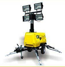 海洋王SR520液压支架移动照明灯塔