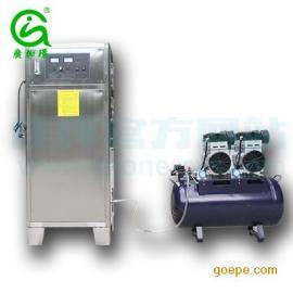 臭氧桶�b��羲��O��_YT-018-100克臭氧�l生器