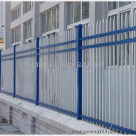 锌钢护栏 方管组装围栏 铁管栅栏