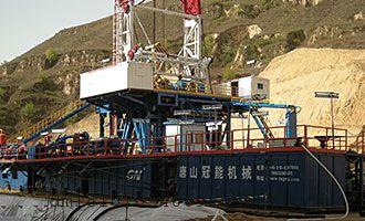 石油天然气钻井固控系统