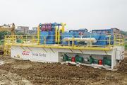 煤层气泥浆回收系统