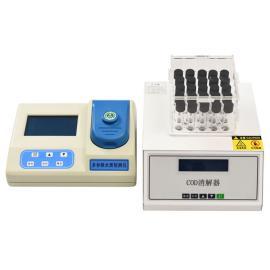 SN-200A-3系列COD/氨氮/总磷水质多参数快速测定仪/二合一/三合一