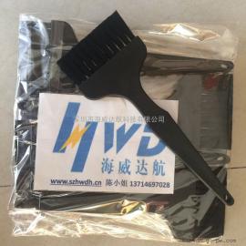 防静电毛刷清洁刷PCB板清洁专用刷深圳毛刷厂家