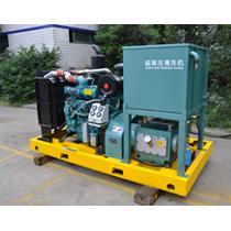 冷冻干货集装箱清洗机盐田港码头集装箱高压清洗机