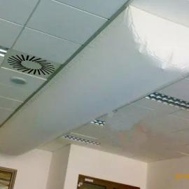 专用纤维织物阻燃布风管布袋风管