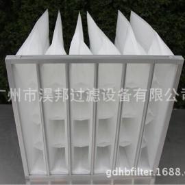 厂家直供空调系统初效过滤袋 G3G4 初效袋式过滤器 空调过滤器