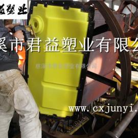 君益牌高端品质PE水箱500L 方形机械水箱