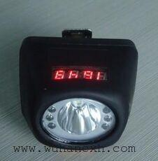 YJ1011固态强光防爆头灯DC3.7-3W-IP65锂电