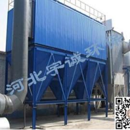 DCF型系列旋伞式高压静电除尘器