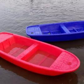 徐州无接缝4米河道清洁船、滚塑渔船专业厂家