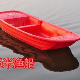 常州2.6米耐碰撞捕鱼船、养殖渔船厂家直销