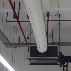 阻燃风管纤维织物布风管冷风布风管风机管道