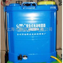 益晨电动背负式喷雾机农用果园果树打药机电动喷水器20L