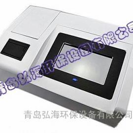 HH-NM50型智能高端触屏多参数食品安全快速检测仪