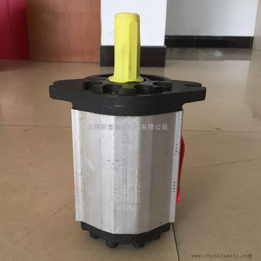 意大利SETTIMA伺服油泵GR55 2V 050CC