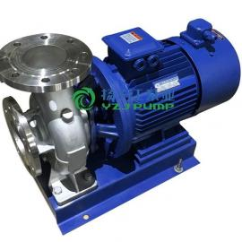 管道泵:ISWH��l�P式不�P�管道�x心泵