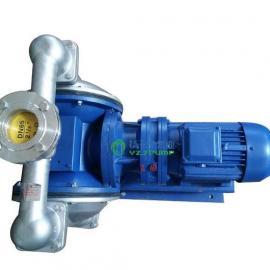 隔阂泵:DBY型白口铁防爆机动隔阂泵