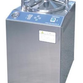滨江立式压力蒸汽灭菌器LS-28HD 手轮式高压消毒锅