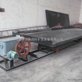 四川双流县购买沙金选矿摇床 摇床哪家好 120分段摇床