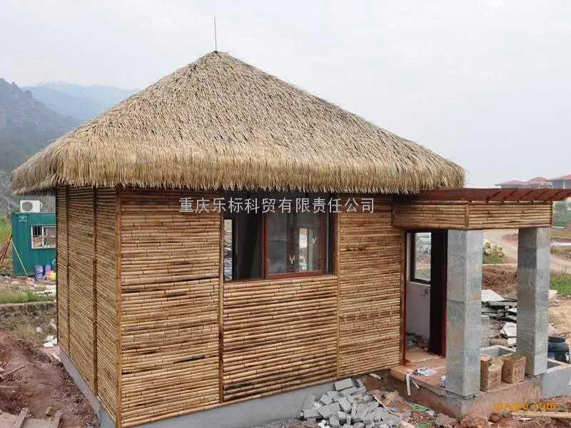 重庆厂家定做石柱生态木屋 木房子 售货亭 防腐木木屋