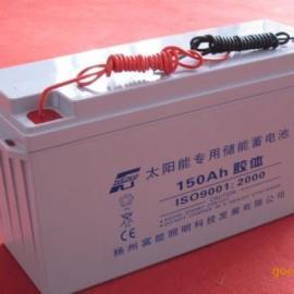 太阳能胶体蓄电池12V200AH生产厂家