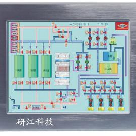 加固计算机军工便携计算机win7平板电脑工业平板电脑厂家