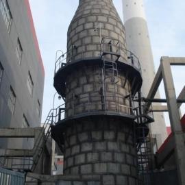 厂家订制麻石脱硫除尘器 水膜除尘器 环保工程