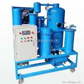 变速箱润滑油过滤设备,液压油过滤脱水滤油机