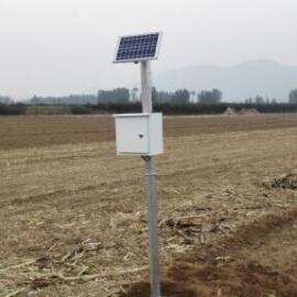 土壤墒情监测系统(无线型1)(仪器配备4层盐分传感器)