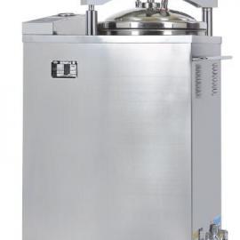 医用全自动数显压力蒸汽灭菌器LS-50HG自动进水排气