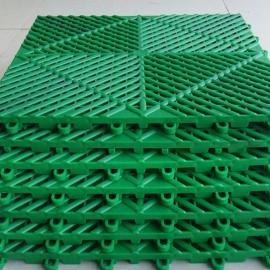 洗车房高分子塑料拼接格栅
