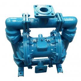 隔膜泵:QBY-50衬氟气动隔膜泵|衬氟电动隔膜泵
