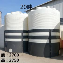 独山子耐腐化20吨减水剂大关键词储罐、20T化工储罐价格