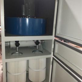 冷扎板滤筒式脉冲除尘器