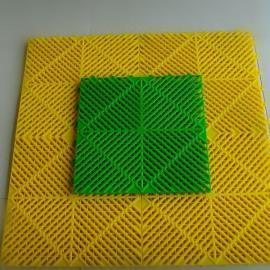 幼儿园室外专用PP塑料拼接地板