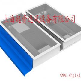 上海起资专业生产一字形排烟天窗,消防电动采光排烟天窗